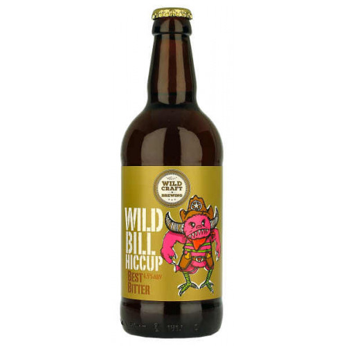 Wildcraft Wild Bill Hiccup Best Bitter