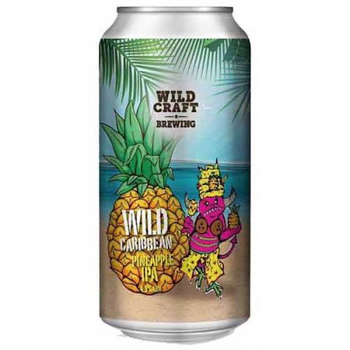 Wildcraft Wild Caribbean Pineapple IPA Can