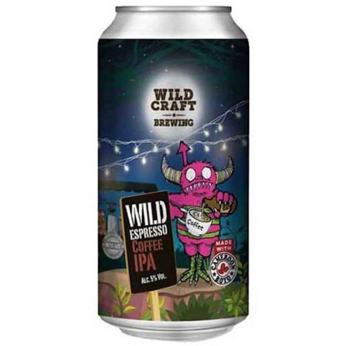 Wildcraft Wild Espresso Coffee IPA Can