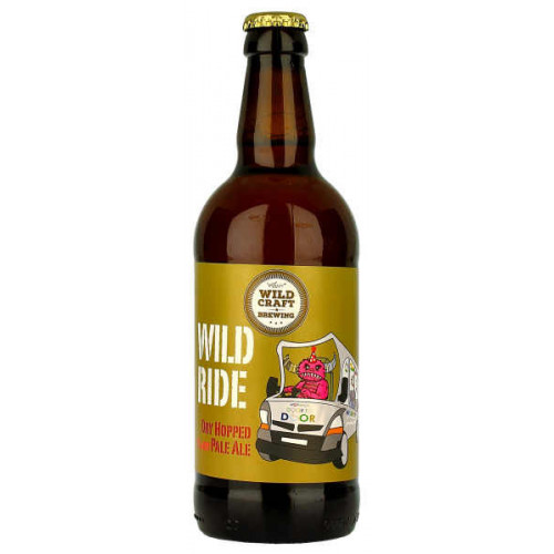 Wildcraft Wild Ride Dry Hopped Pale Ale