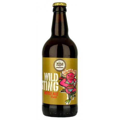 Wildcraft Wild Sting Nettle Ale
