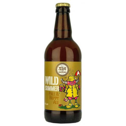 Wildcraft Wild Summer Pale and Hoppy Ale