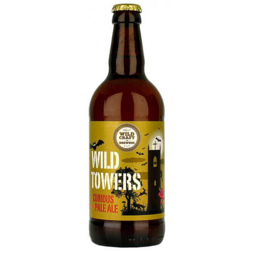 Wildcraft Wild Towers Curious Pale Ale