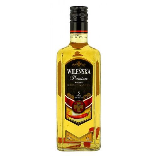 Wilenska Honey and Pepper Vodka