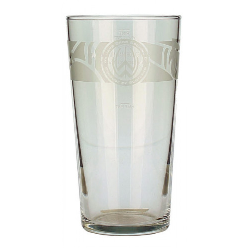 Williams Etched Glass (Pint)