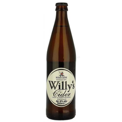 Willys Mediium Dry Cider