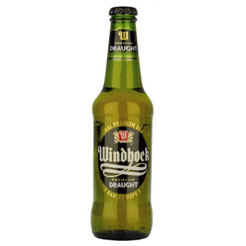 Windhoek Premium Draught (B/B Date End 06/19)