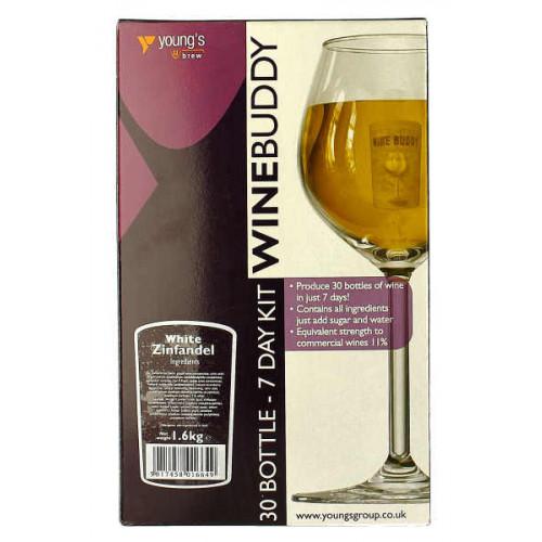 Winebuddy White Zinfandel 30b Kit