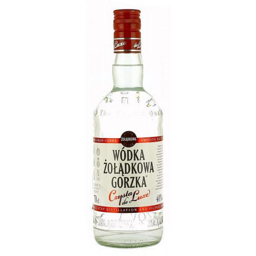 Wodka Zoladkowa Gorzka Crysta de Luxe
