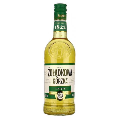 Wodka Zoladkowa Gorzka Mint