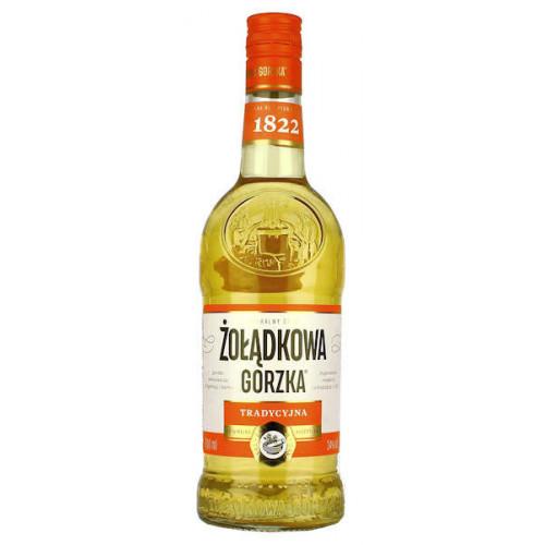 Wodka Zoladkowa Gorzka