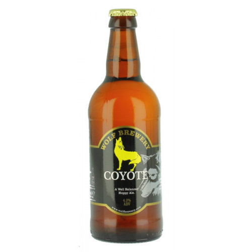 Wolf Brewery Coyote