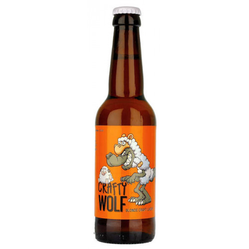 Wolf Brewery Crafty Wolf