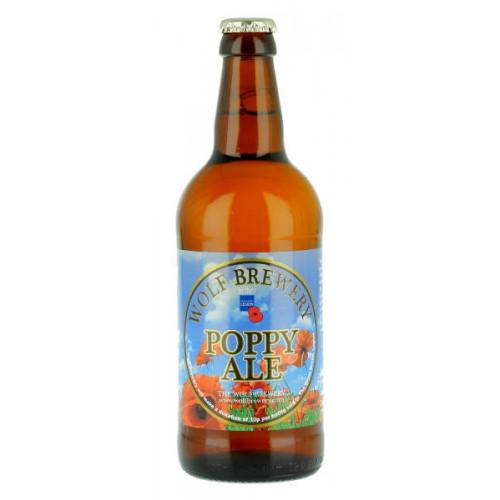 Wolf Brewery Poppy Ale