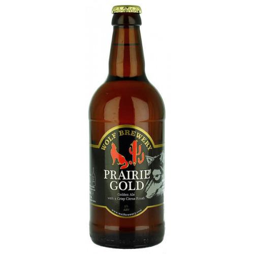 Wolf Brewery Prairie Gold