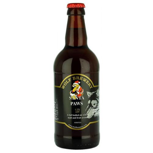 Wolf Brewery Santa Paws