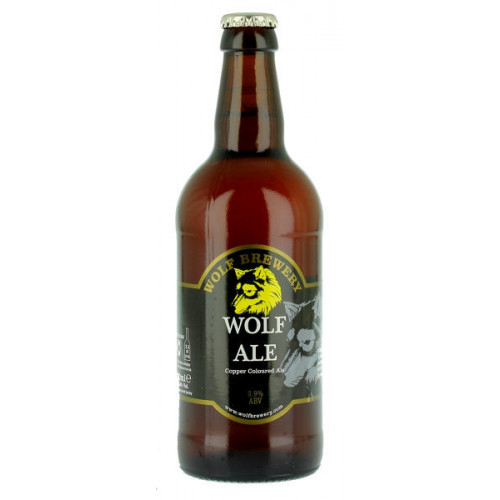 Wolf Brewery Ale