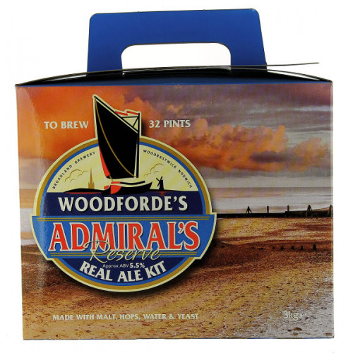 Woodfordes Admirals Reserve Home Brew Kit