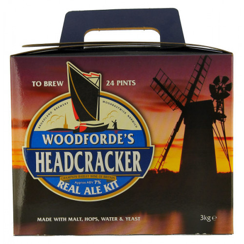 Woodfordes Headcracker Home Brew Kit