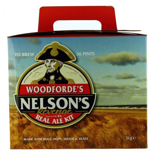 Woodfordes Nelson's Revenge Home Brew Kit