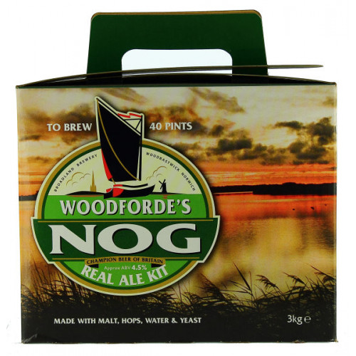 Woodfordes Norfolk Nog Home Brew Kit