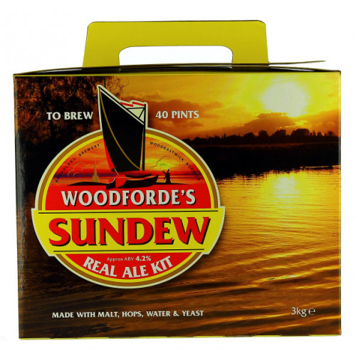 Woodfordes Sundew Home Brew Kit