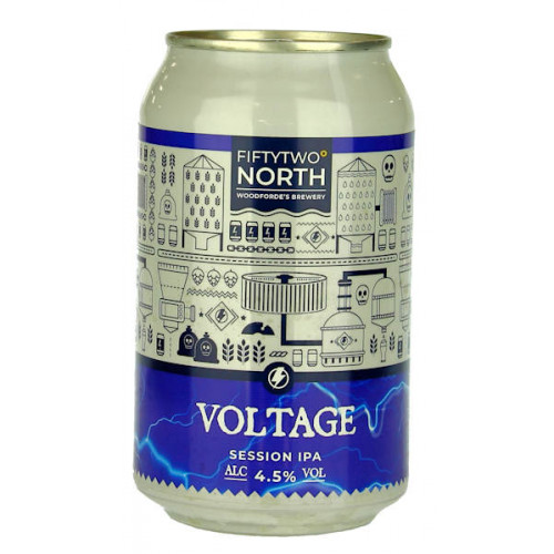 Woodfordes Voltage Can
