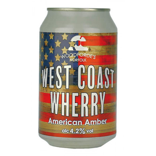 Woodfordes West Coast Wherry Can
