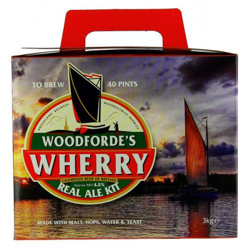 Woodfordes Wherry Home Brew Kit