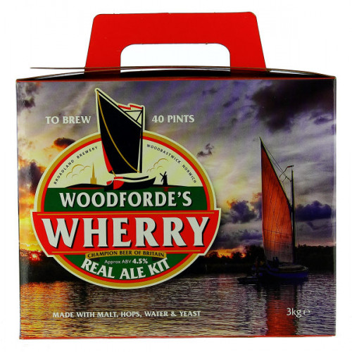 Woodfordes Wherry Home Brew Kit