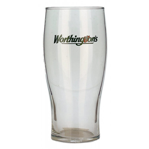 Worthingtons Glass (Pint)