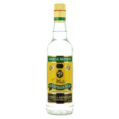 Wray and Nephew Overproof Rum