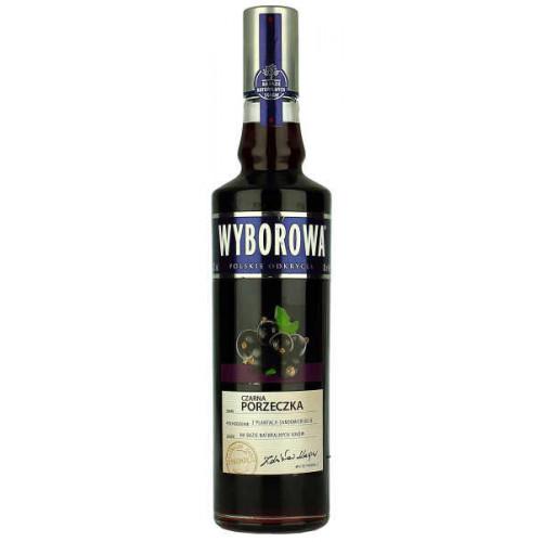 Wyborowa Czarna Porzeczka (Blackcurrant) 500ml