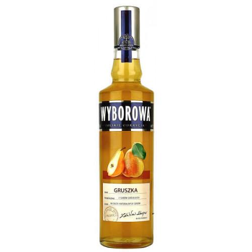 Wyborowa Gruszka (Pear) 500ml