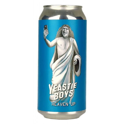 Yeastie Boys Heaven Up