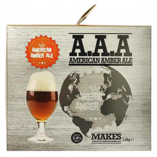 Youngs American Amber Ale Home Brew Kit