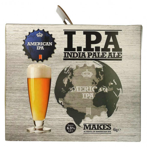 Youngs American IPA Home Brew Kit