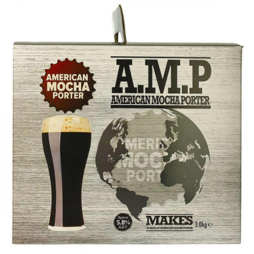 Youngs American Mocha Porter Home Brew Kit
