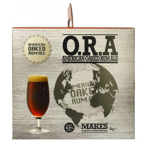 Youngs American Oaked Rum Ale Home Brew Kit