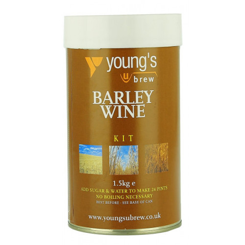 Youngs Barley Wine Home Brew Kit