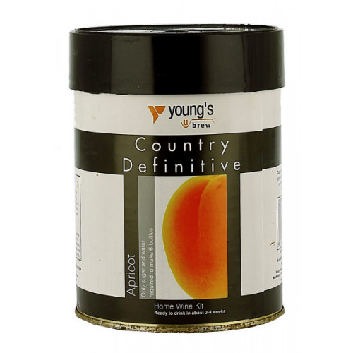 Youngs Definitive Country Apricot
