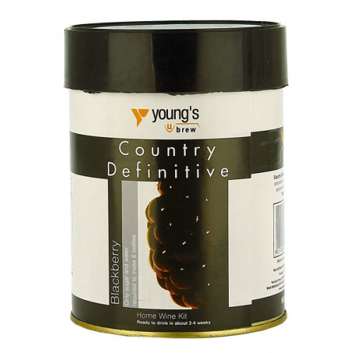 Youngs Definitive Country Blackberry