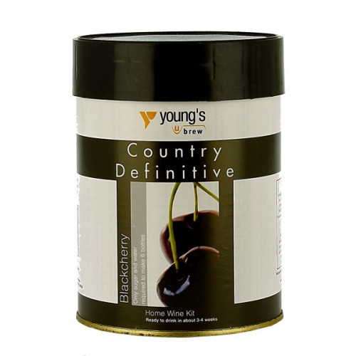 Youngs Definitive Country Blackcherry