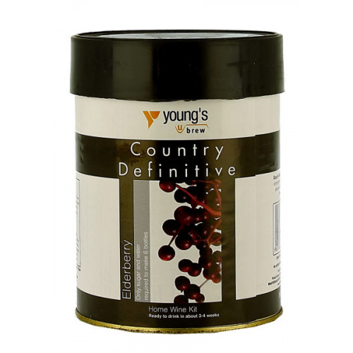 Youngs Definitive Country Elderberry