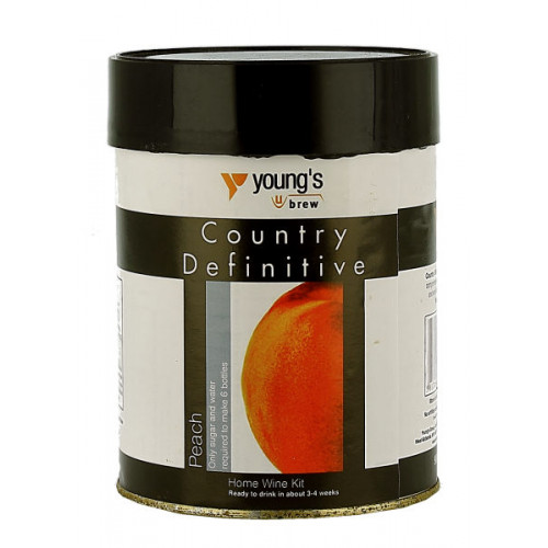 Youngs Definitive Country Peach