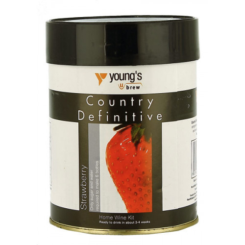 Youngs Definitive Country Strawberry
