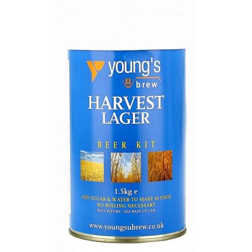 Youngs Lager Home Brew Kit