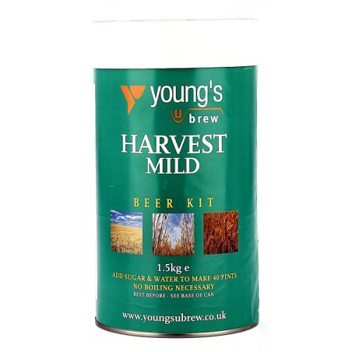 Youngs Mild Home Brew Kit