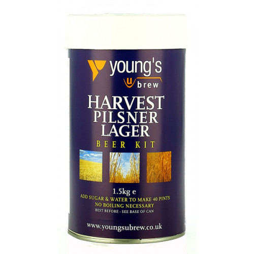 Youngs Pilsner Home Brew Kit