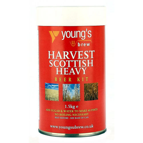 Youngs Scottish Ale Home Brew Kit